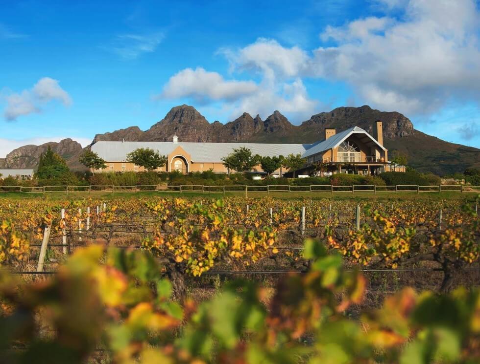 Longridge Wine Estate