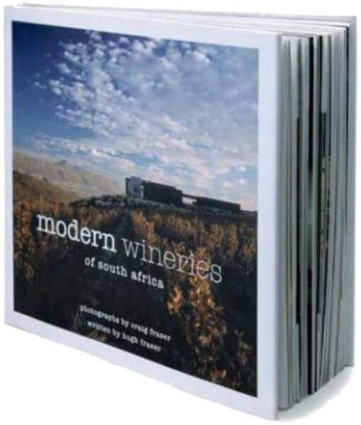Modern Wineries of South Africa (Buch)