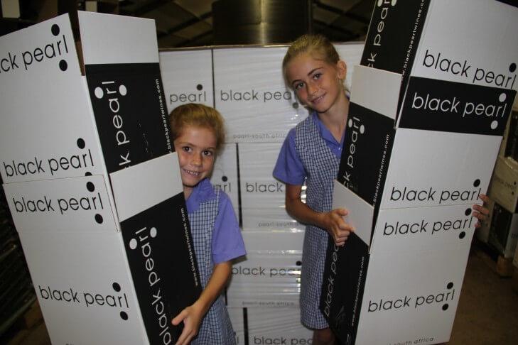 Black Pearl Wines