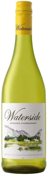 Franschhoek Cellar Waterside Unoaked Chardonnay