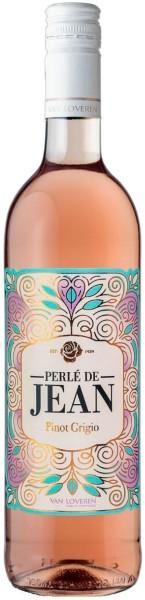 Van Loveren Perlé de Jean Pinot Grigio Rosé