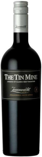 Zevenwacht The Tin Mine Red
