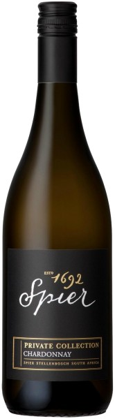 Spier Private Collection Chardonnay