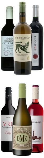 Südafrika Weinpaket für jeden Tag