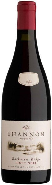 Shannon Rockview Ridge Pinot Noir