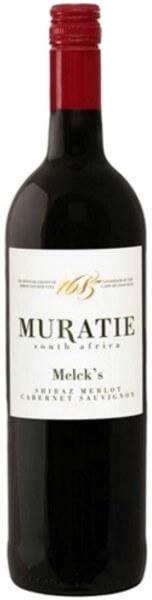 Muratie Melck's Red