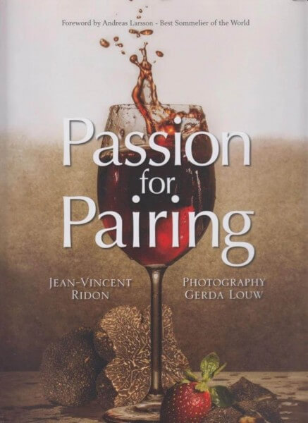 Passion for Pairing Book/ Buch