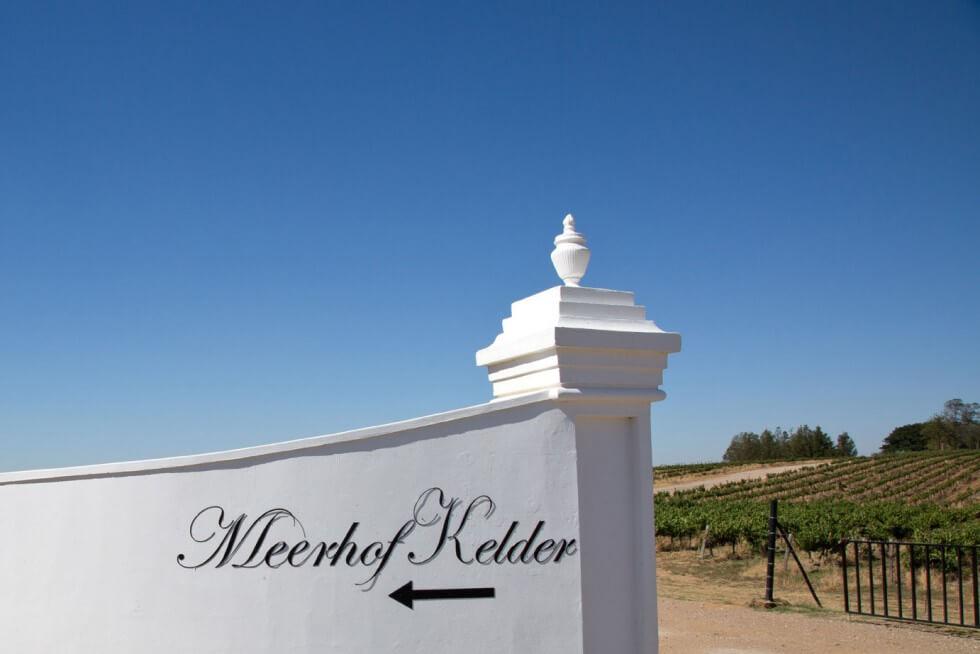 Meerhof Wine Cellar