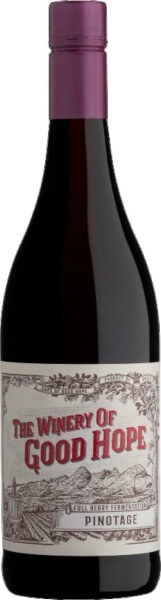 The Winery of Good Hope Fully Berry Pinotage
