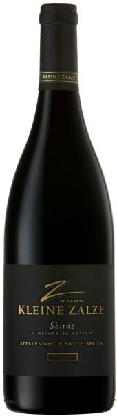 Kleine Zalze Vineyard Selection Shiraz