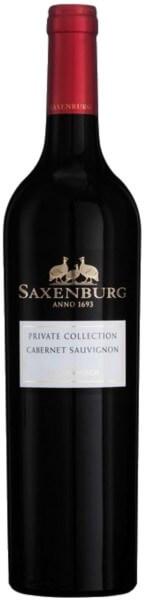 Saxenburg Private Collection Cabernet Sauvignon