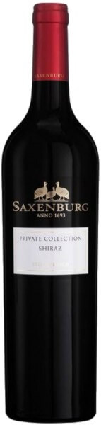 Saxenburg Private Collection Shiraz
