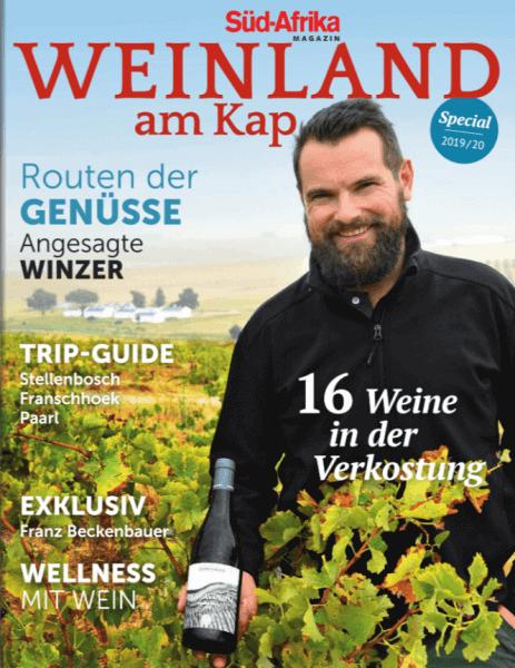 Magazin Weinland am Kap