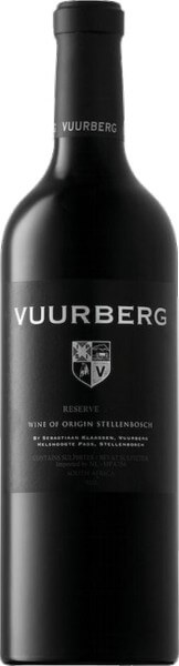Vuurberg Reserve Red
