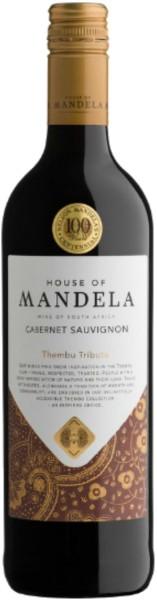 House of Mandela Thembu Cabernet Sauvignon
