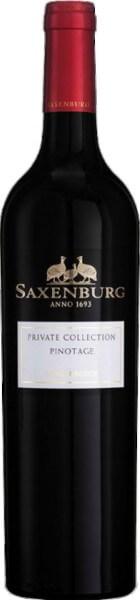 Saxenburg Private Collection Pinotage