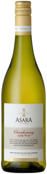 Asara Vineyard Collection Chardonnay Lightly Wooded