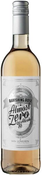 Van Loveren Almost Zero Ravishing Rosé
