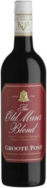 Groote Post The Old Mans Blend Red